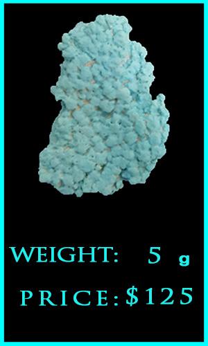 m Kingman Turquoise 5.0
